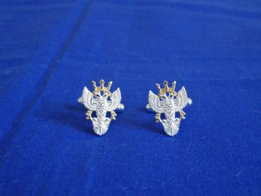 MERCIAN REGIMENT CUFF LINKS
